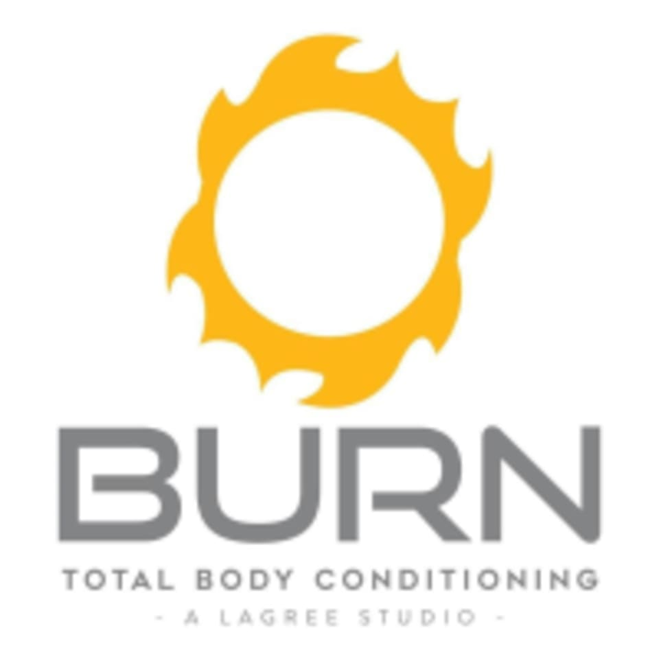 BURN Total Body Conditioning logo