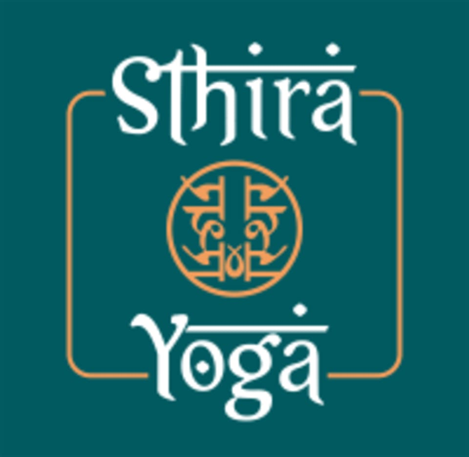 Sthira Yoga logo