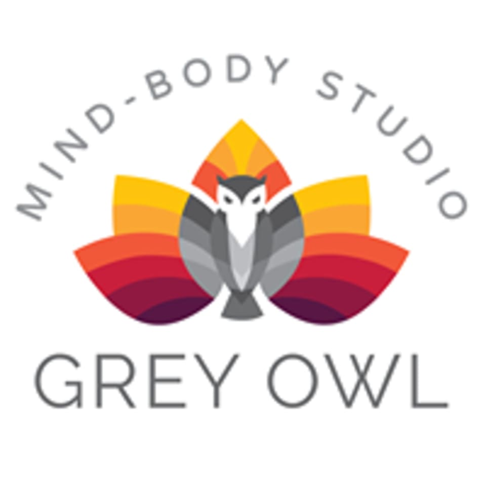 Grey Owl Mind-Body logo