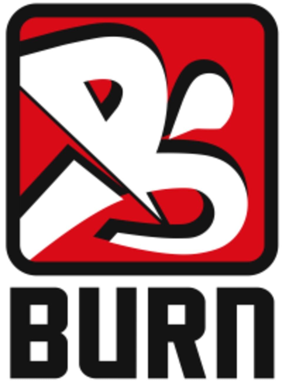 BURN Fitness Studios logo