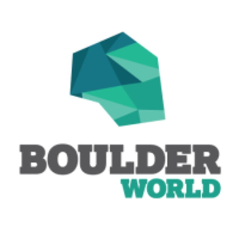 Boulder World logo