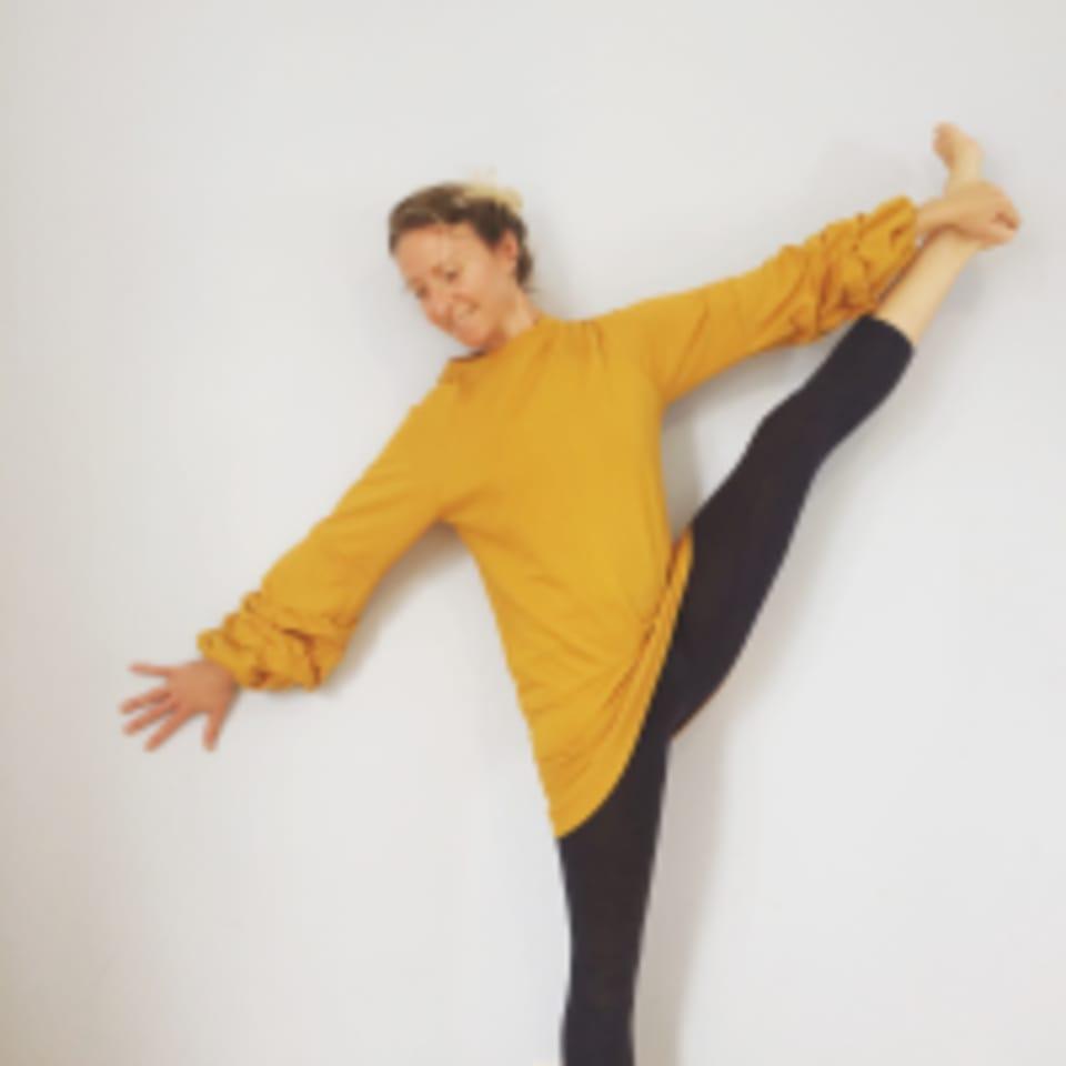 Dominique Picot Yoga logo