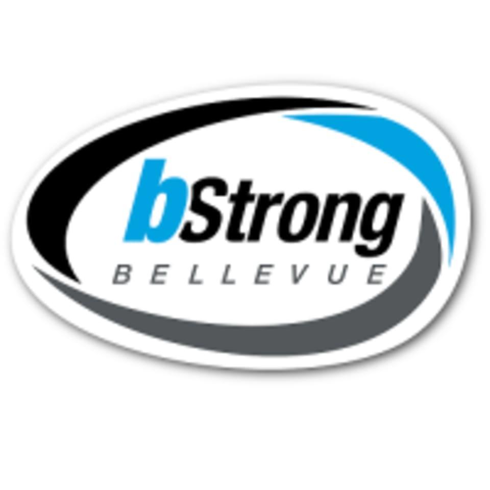 bStrong Bellevue logo