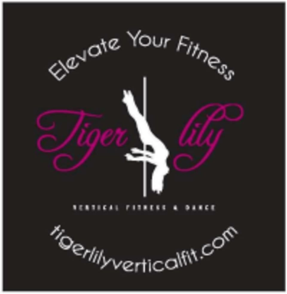 Tiger Lily Vertical Fitness & Dance logo