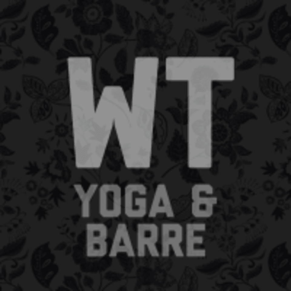 West Town Yoga and Barre logo