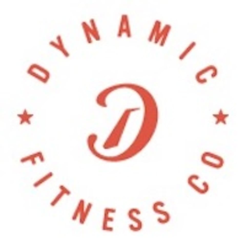 Dynamic Fitness Co. logo