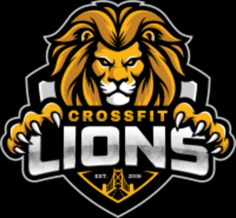 CrossFit Lions logo