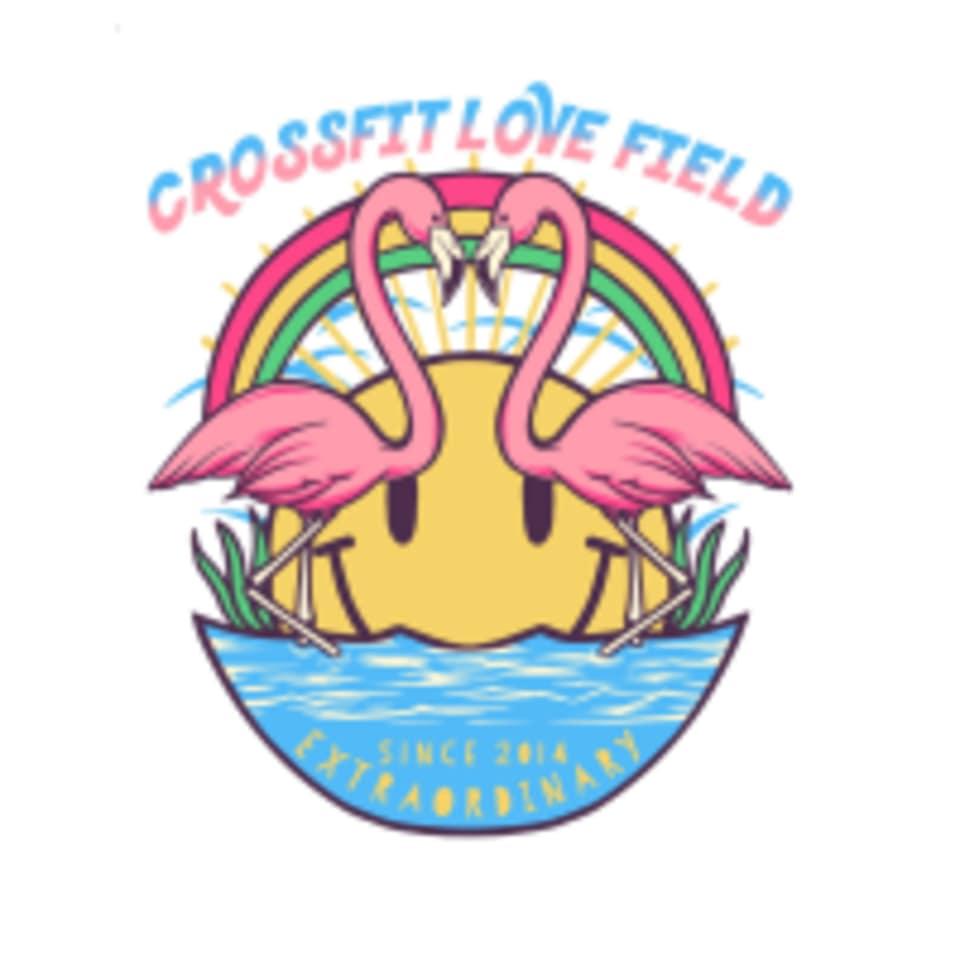CrossFit Love Field logo