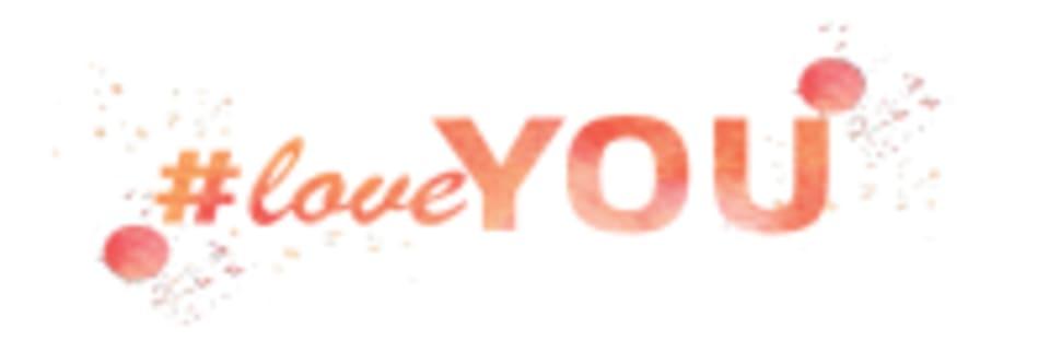 LoveYOU Yoga logo
