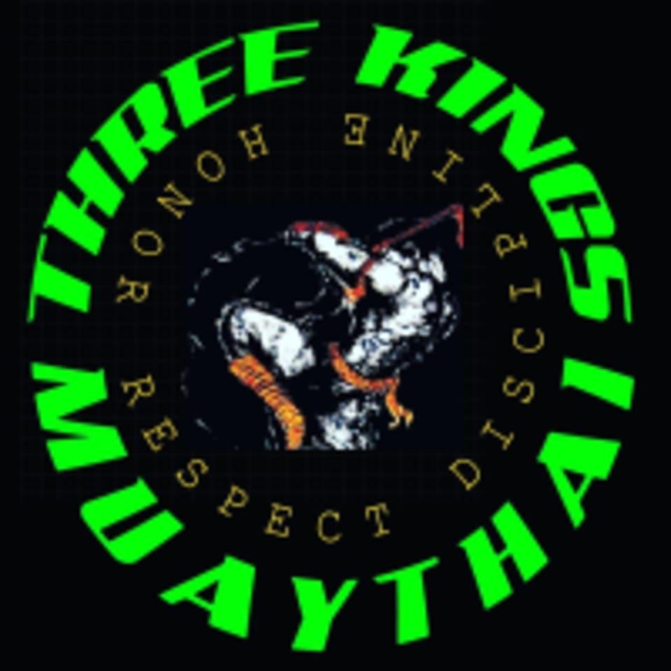 3 Kings Muaythai logo