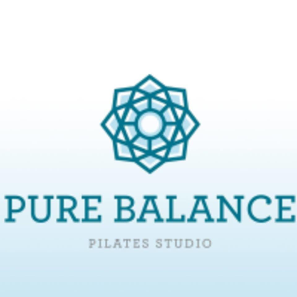 Pure Balance Pilates logo