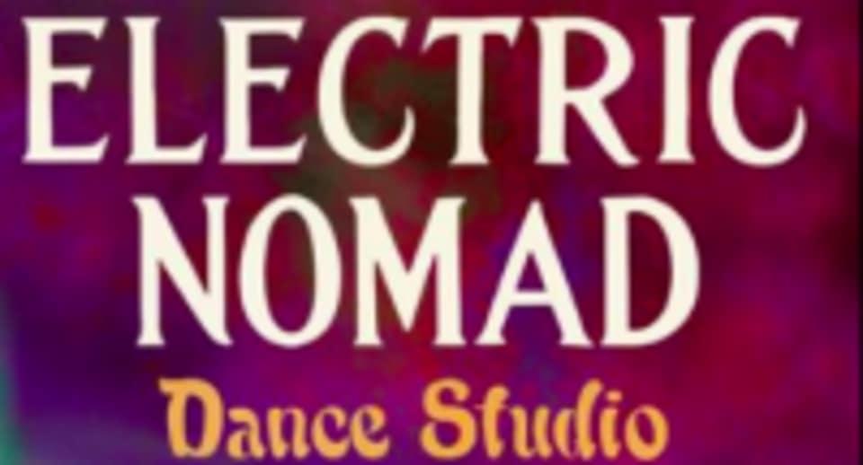 Electronic Nomad Dance logo