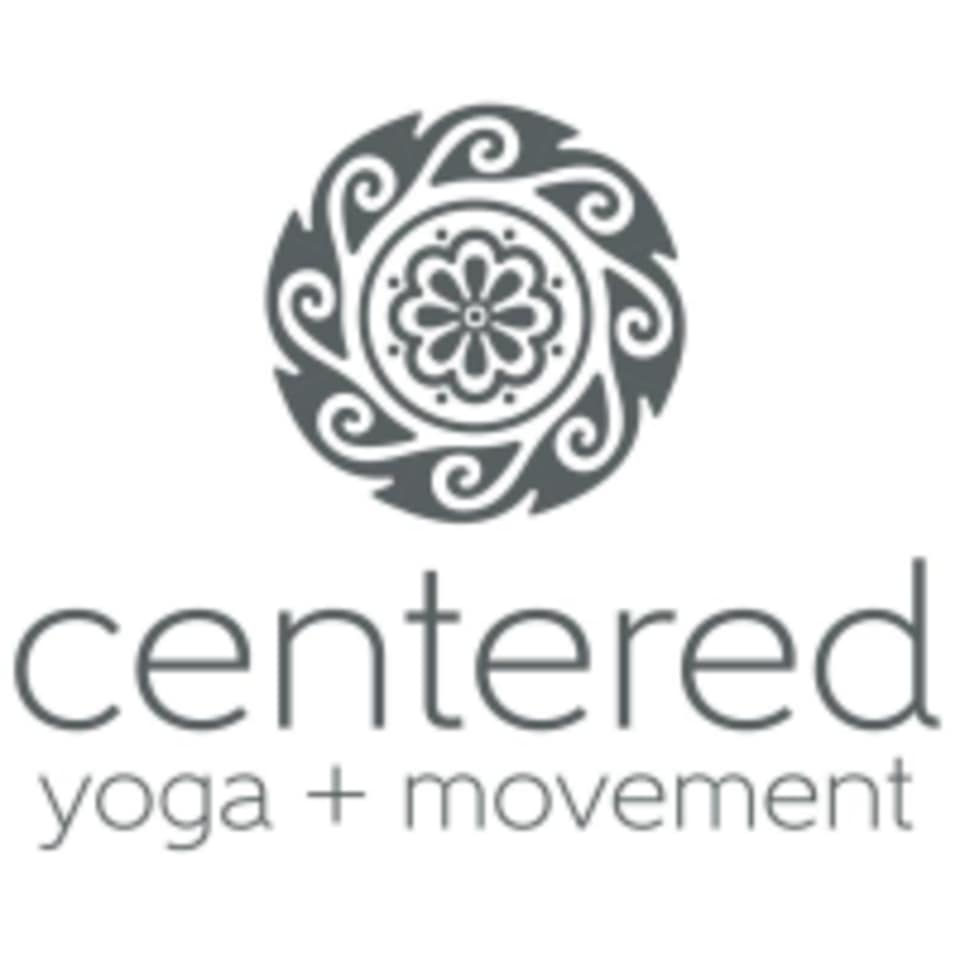 Centered Yoga and Movement logo