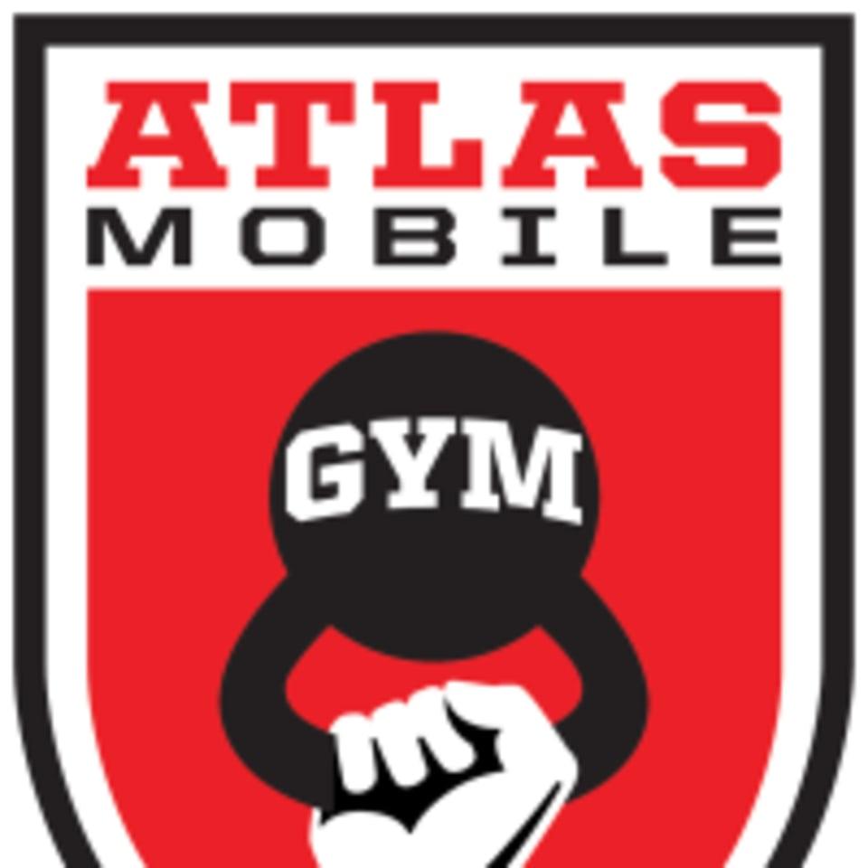 Atlas Mobile Gym logo