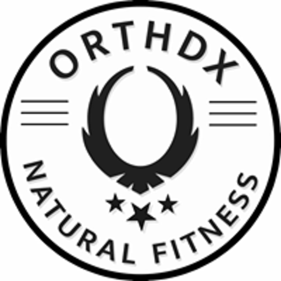 ORTHDX Natural Fitness logo