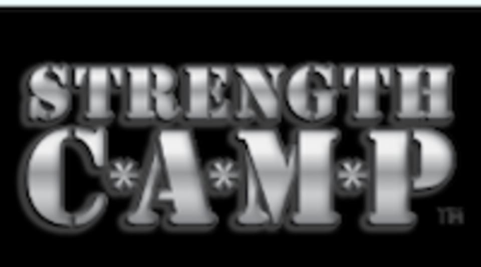 Strength Camp Jacksonville logo