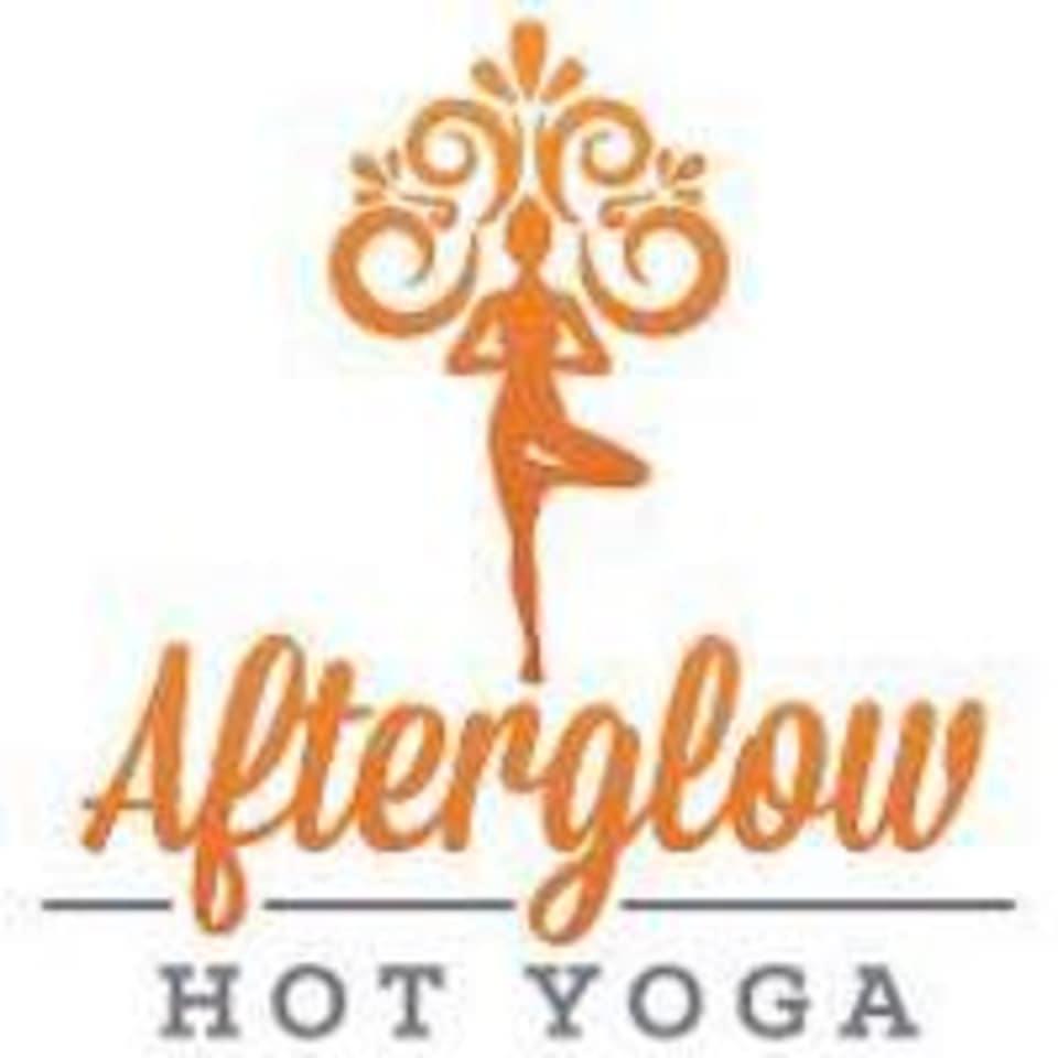 Afterglow Hot Yoga & Fitness logo