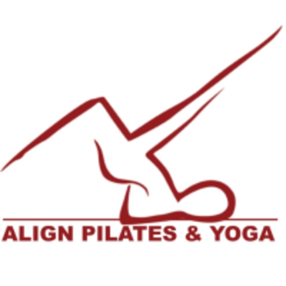 Align Pilates and Yoga Center logo
