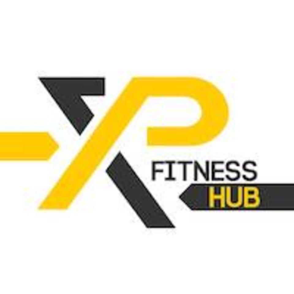 XP Fitness Hub logo