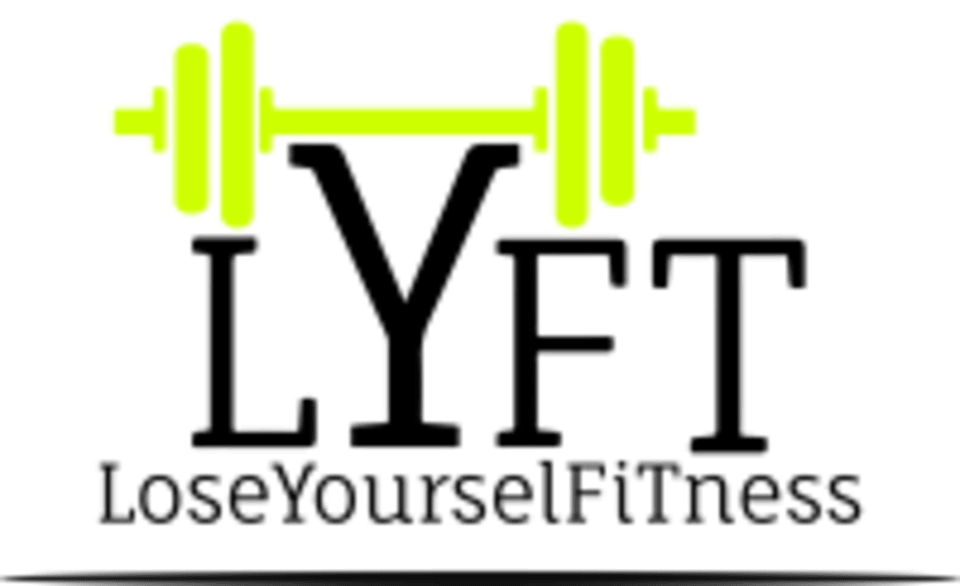Lose Yourself Fitness (LYFT) logo