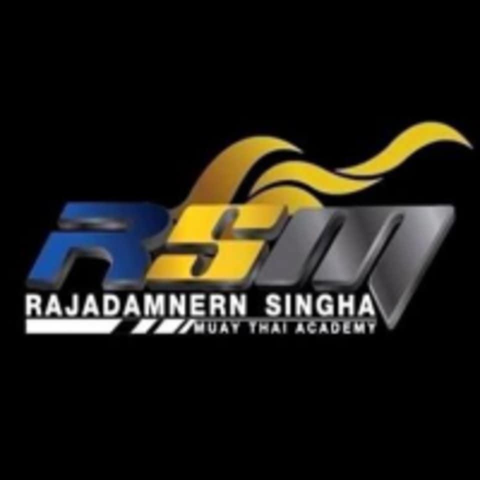 Rajadamnern Singha Muay Thai Academy logo