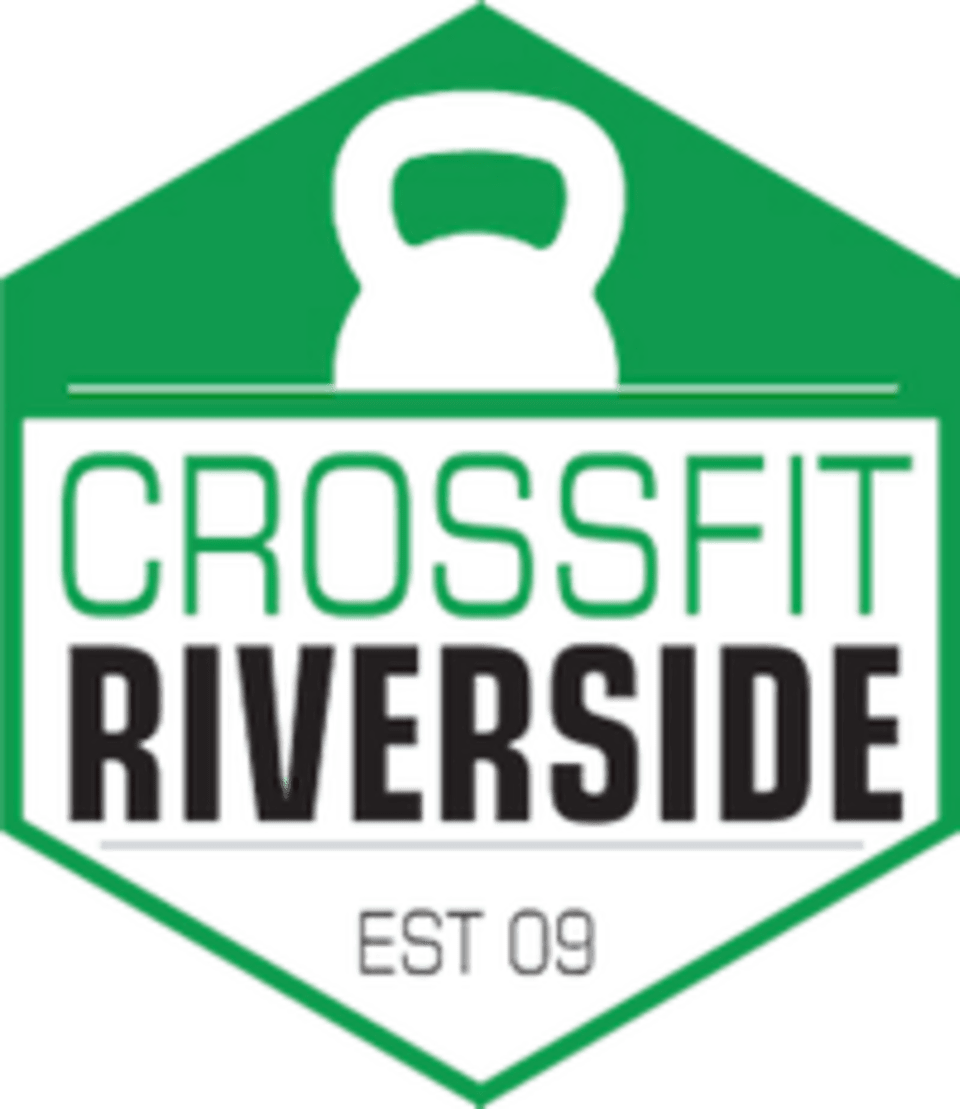 CrossFit Riverside logo