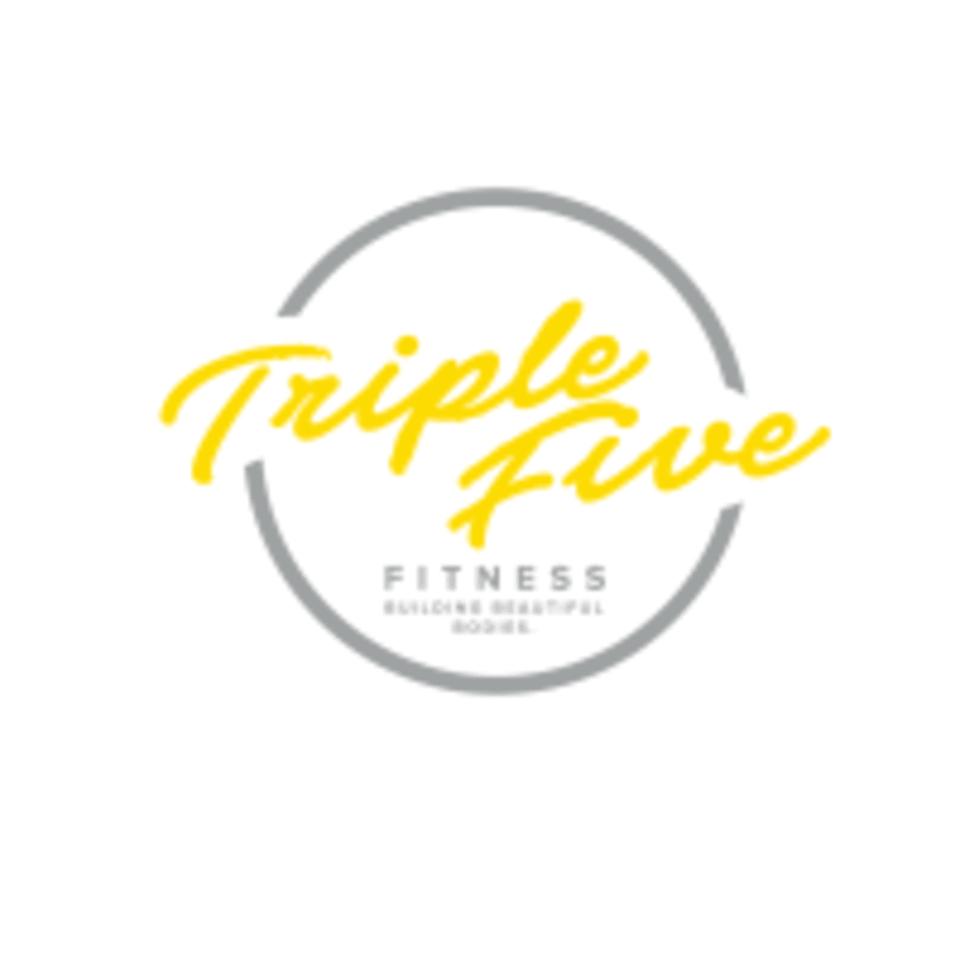 Triple Five Fitness logo