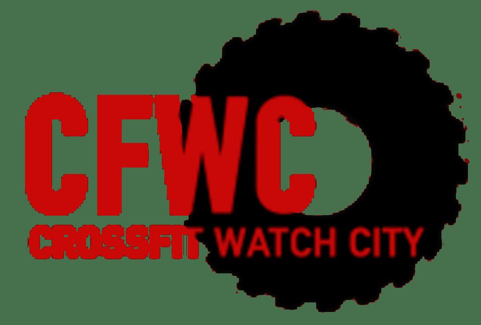 CrossFit Watch City logo