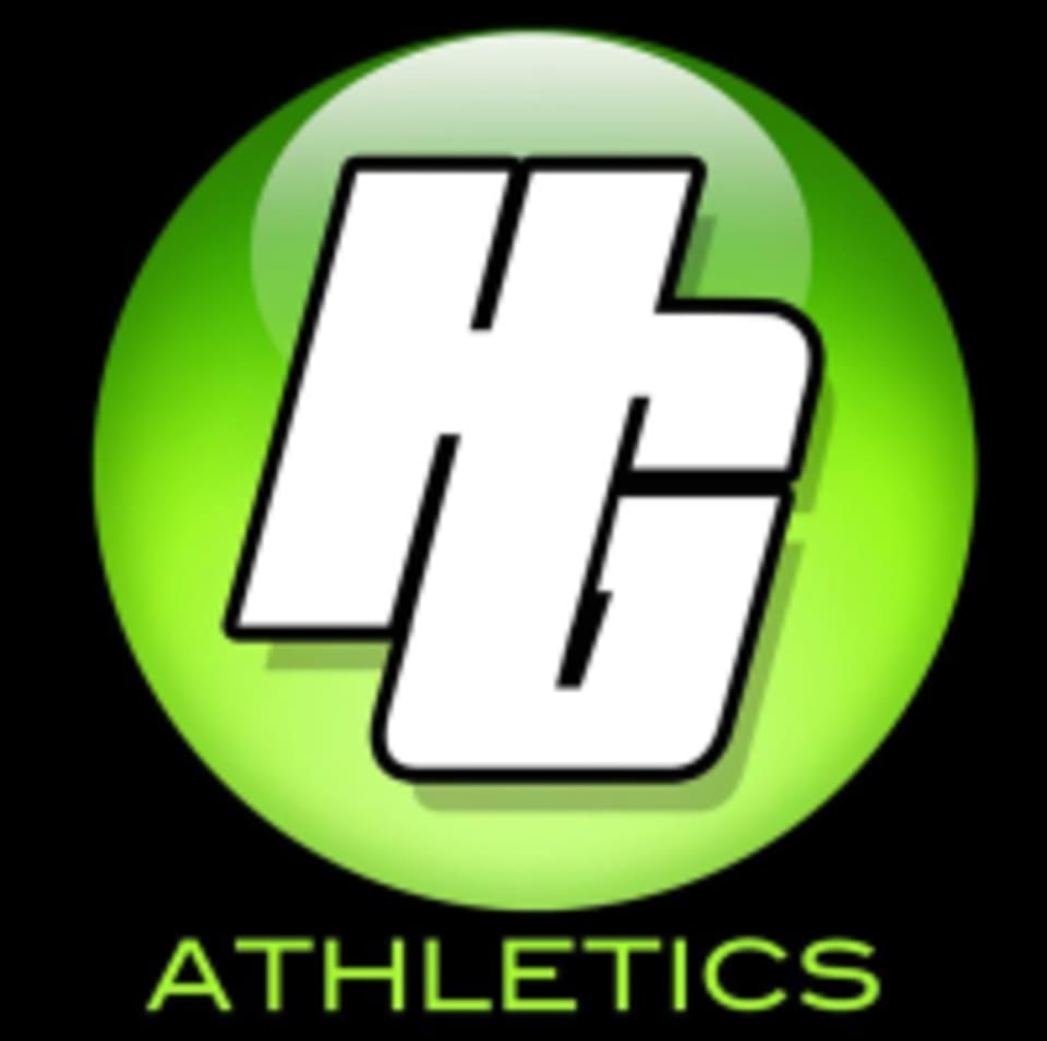 Hard Gainers Athletics  logo