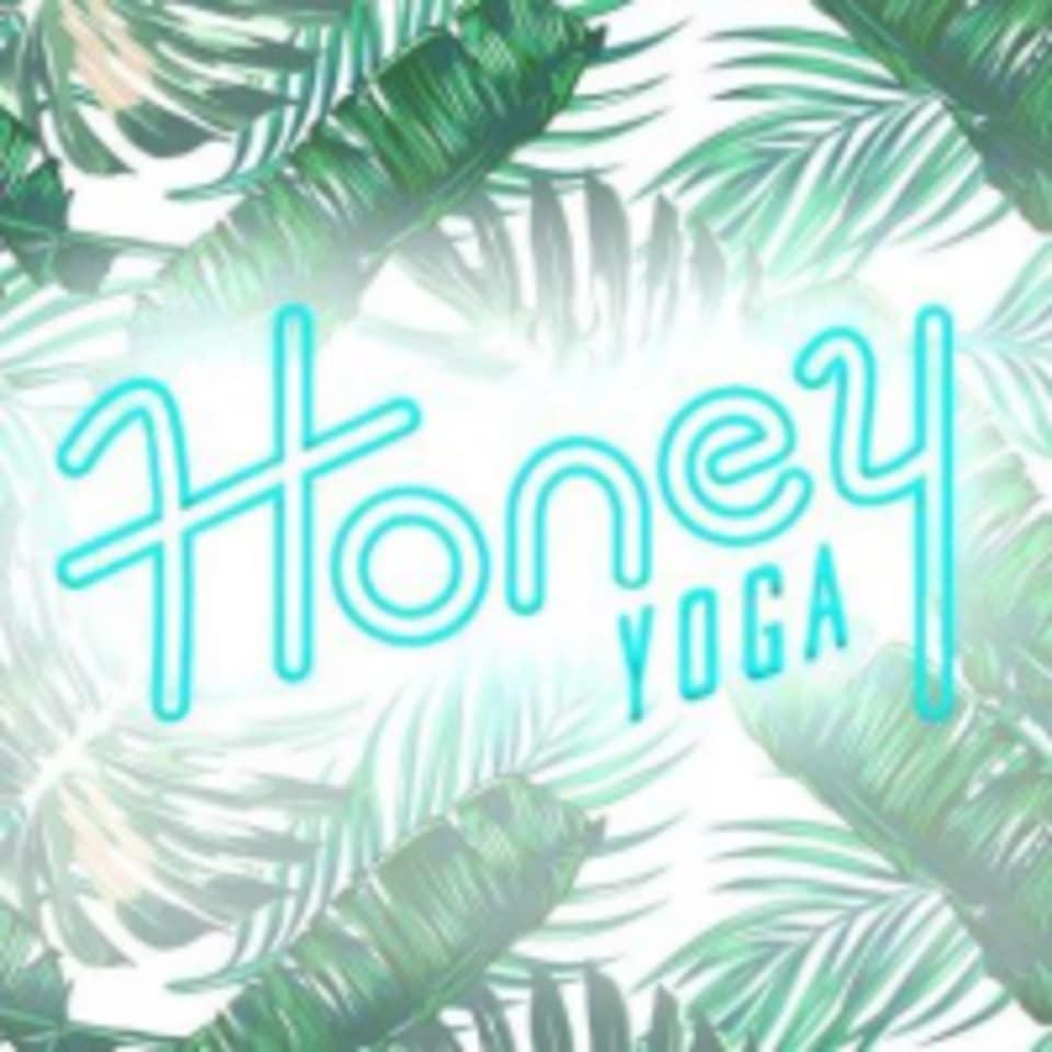 Honey Yoga logo
