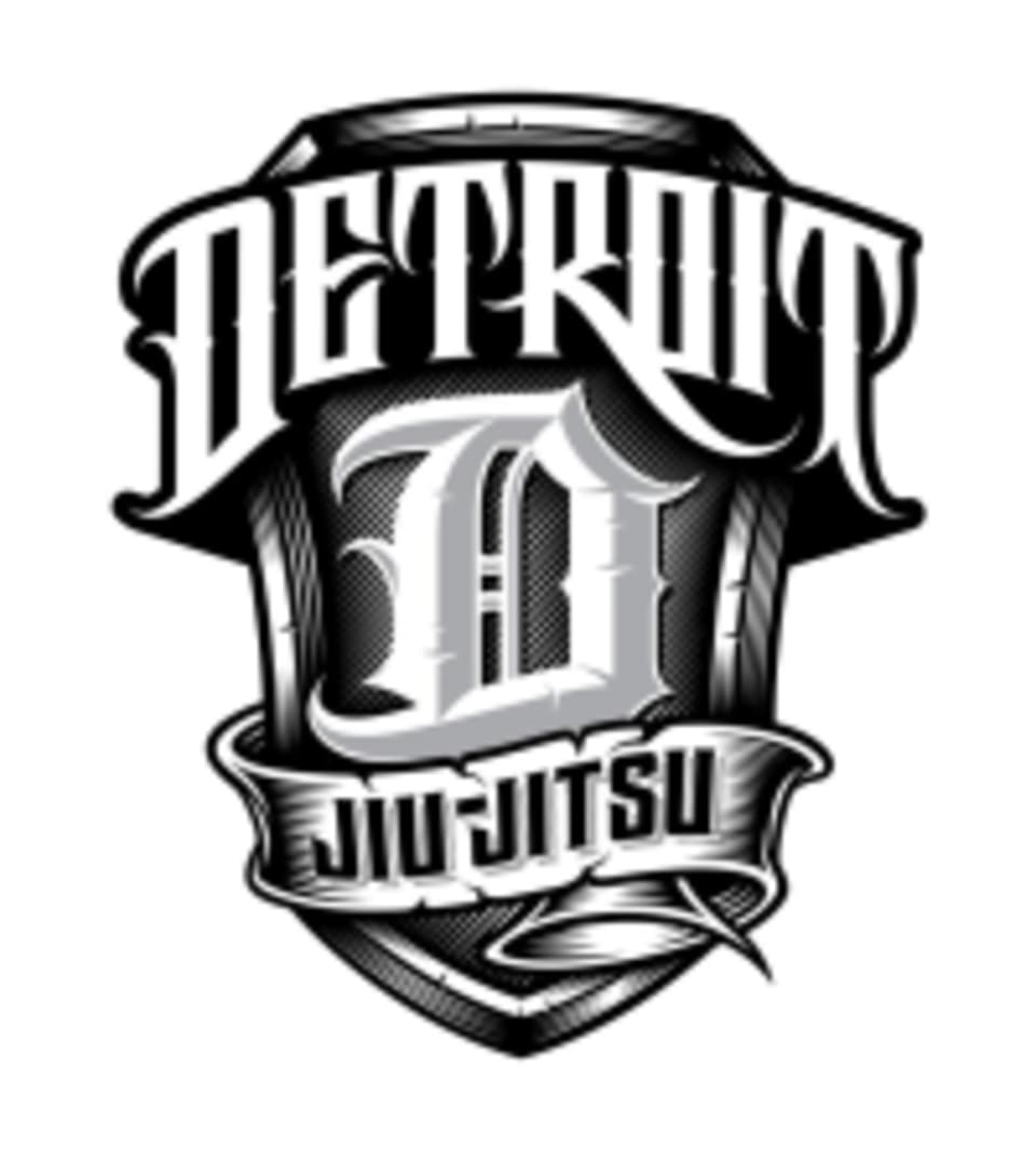 Detroit Jiu-Jitsu Academy logo