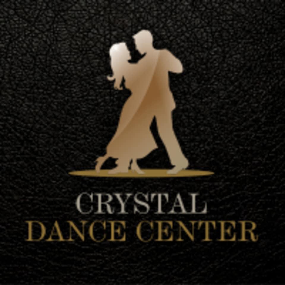 Crystal Dance Center logo