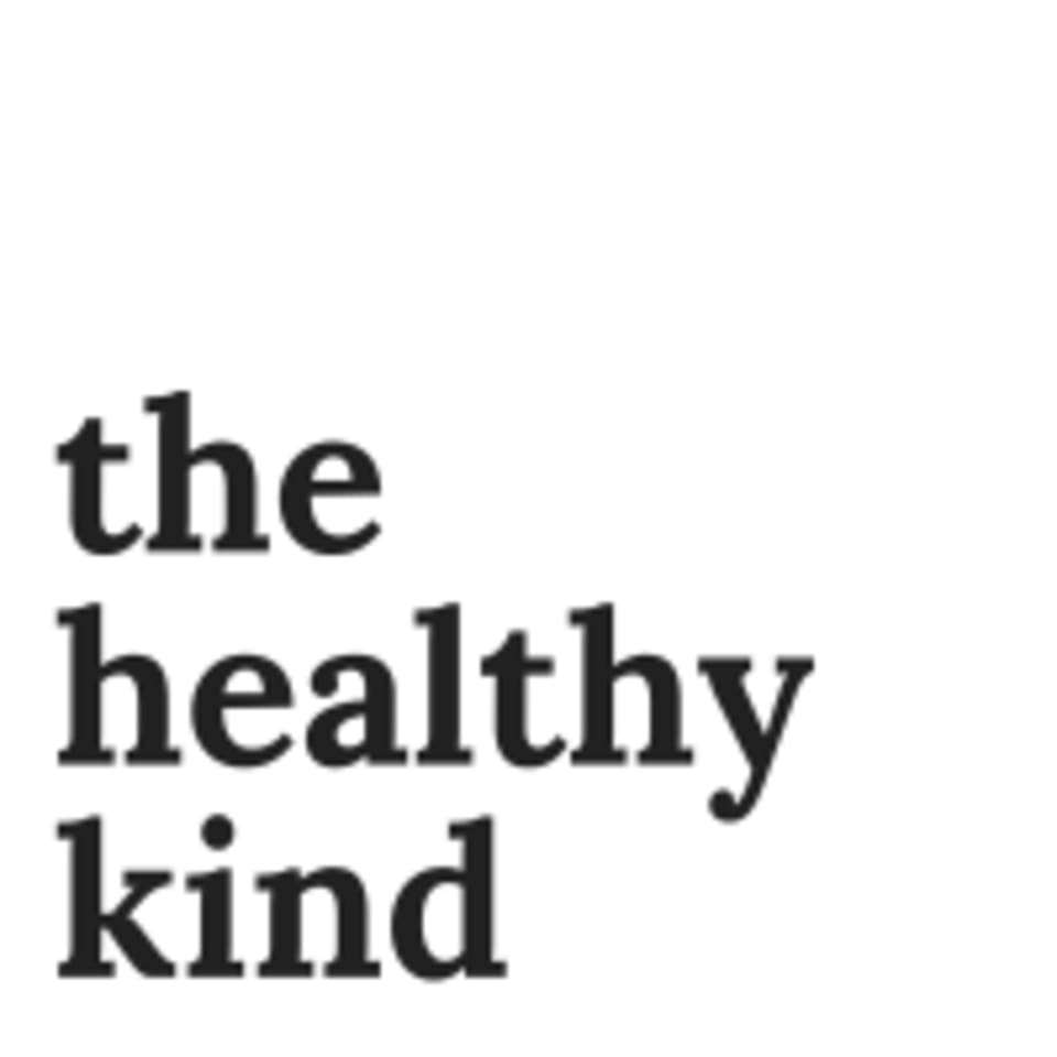 The Healthy Kind Run Club logo