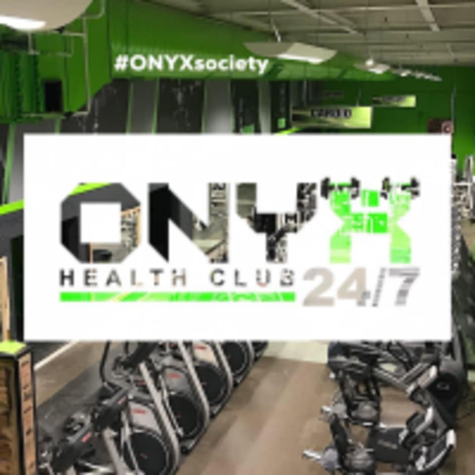 ONYX Health Club 24/7  logo