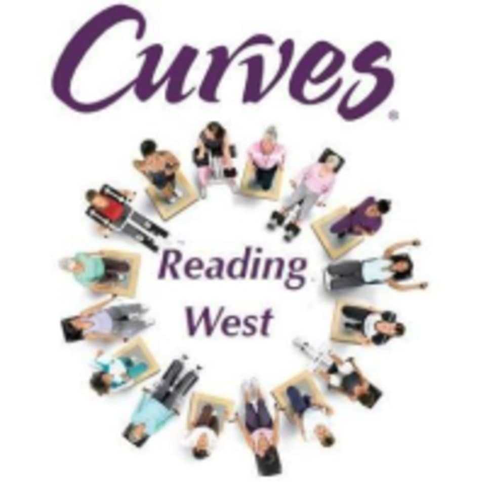 Curves Reading West logo