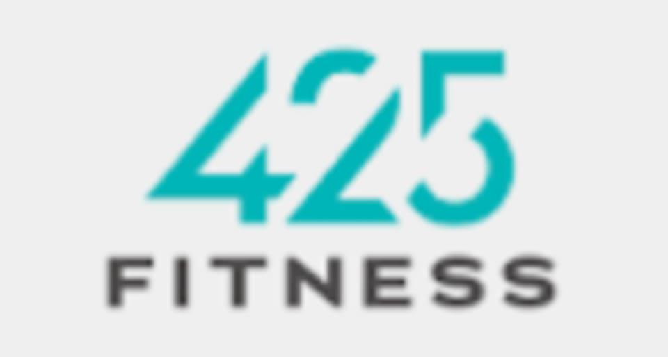 425 Fitness logo