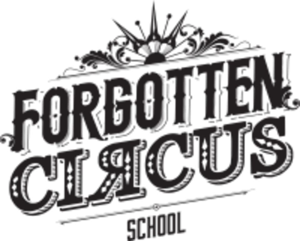 Forgotten Circus School - Circus & Aerial Training Centre logo