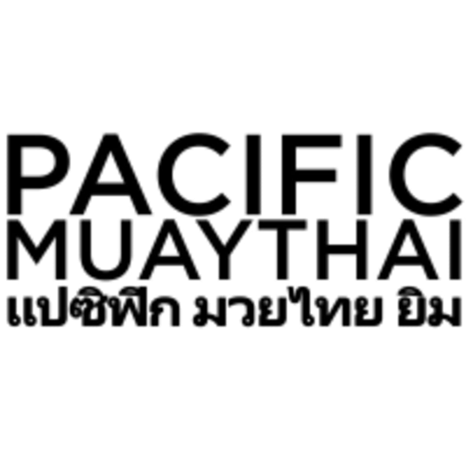 Pacific Muay Thai logo