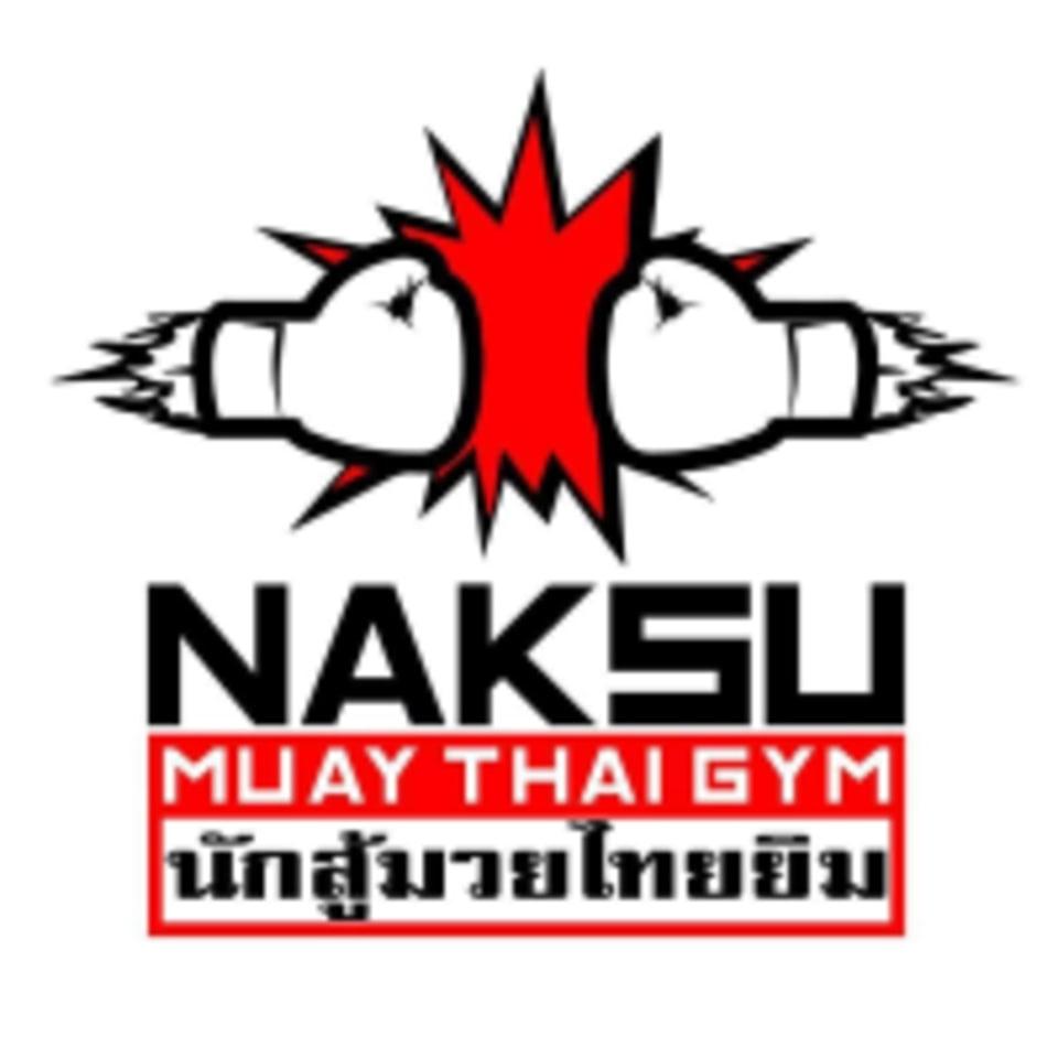 Naksu Muay Thai logo