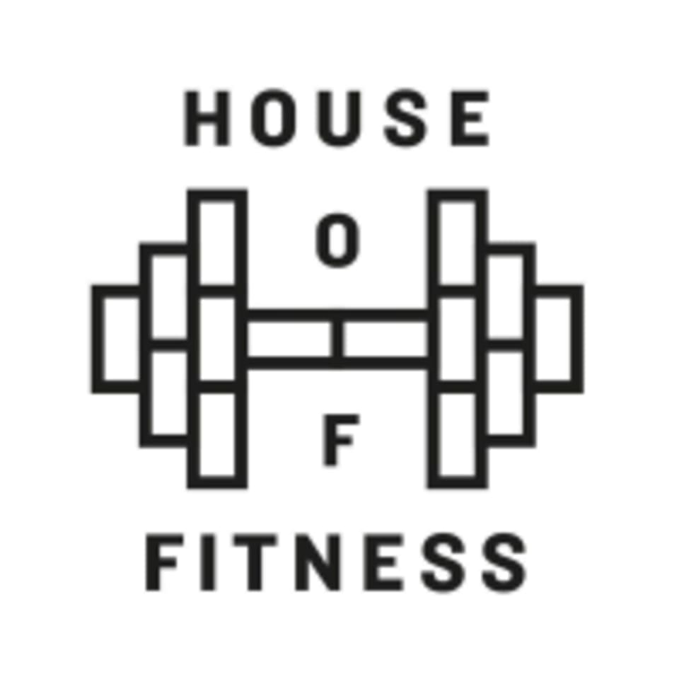 House of Fitness logo
