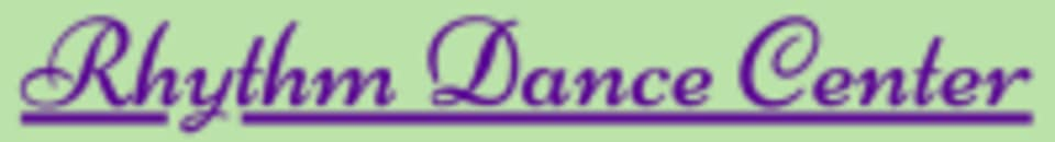 Rhythm Dance Center  logo