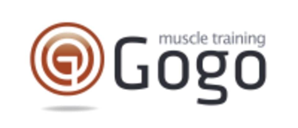 GoGo Muscle Training logo
