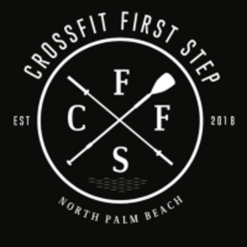 CrossFit First Step logo