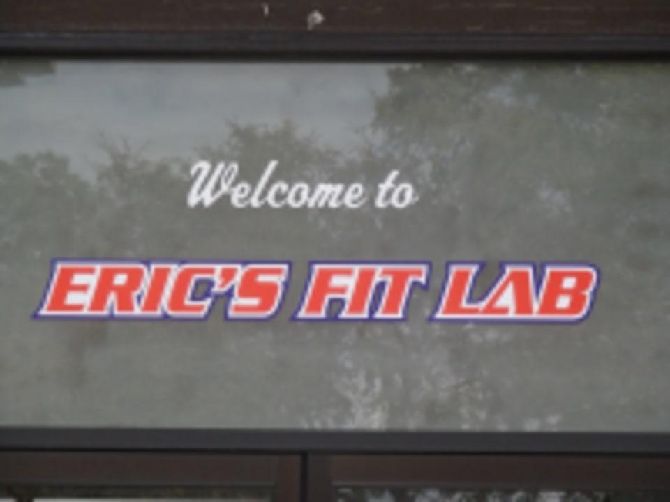 Eric's Fit Lab logo