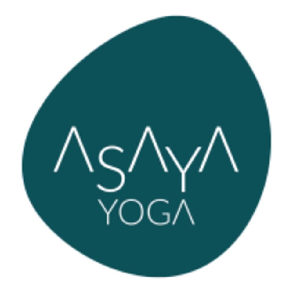 Asaya Yoga logo