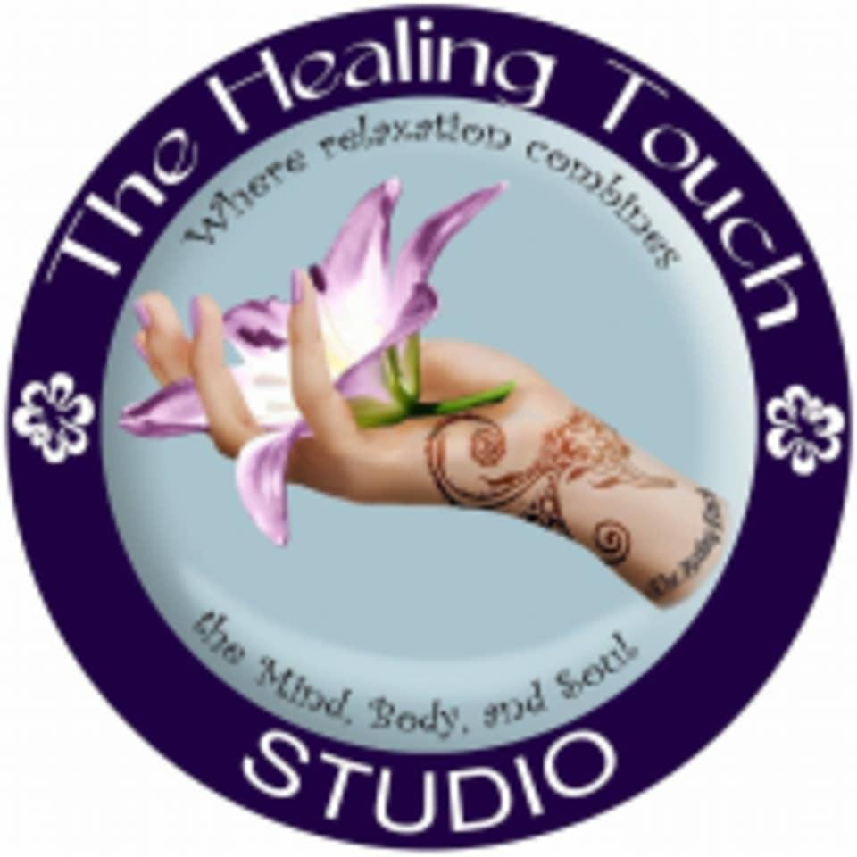 The Healing Touch Studio logo