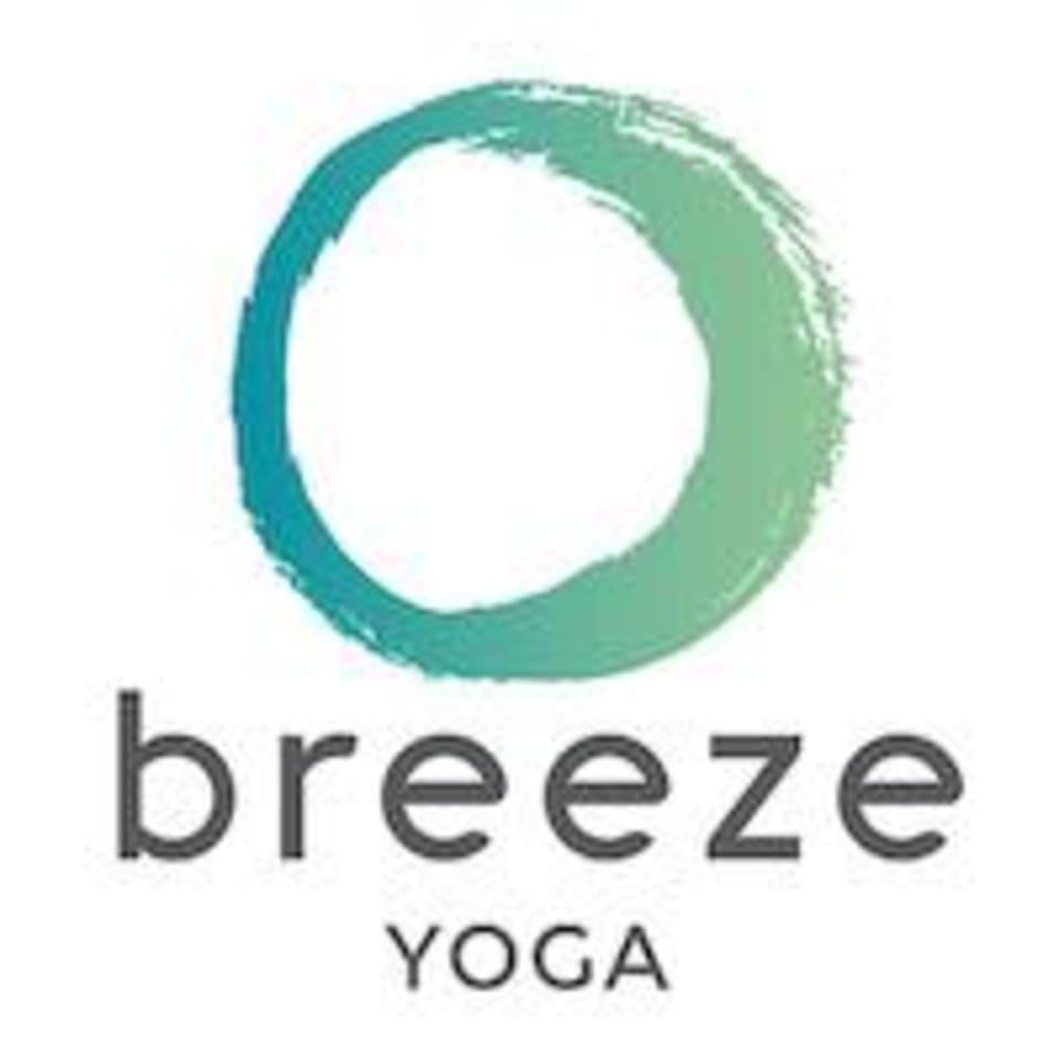 Breeze Yoga logo