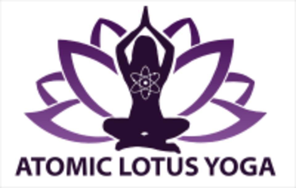 Atomic Lotus Yoga logo