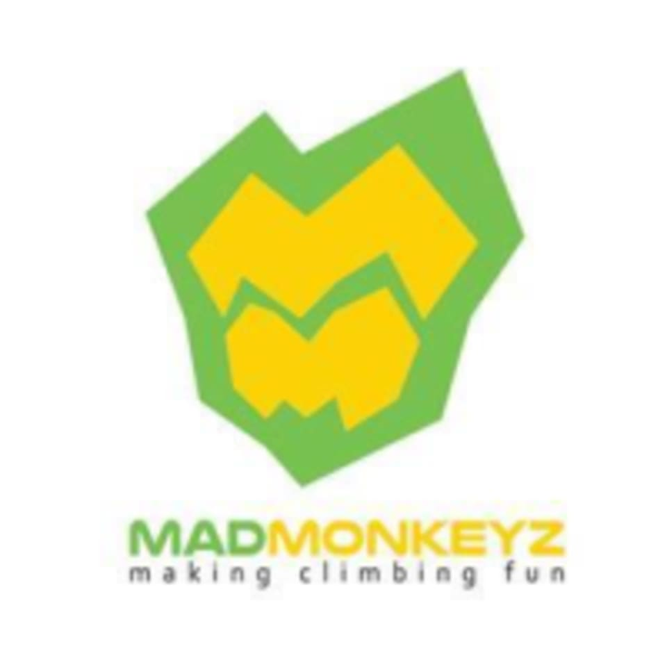 Mad Monkeyz Climbing Gym logo
