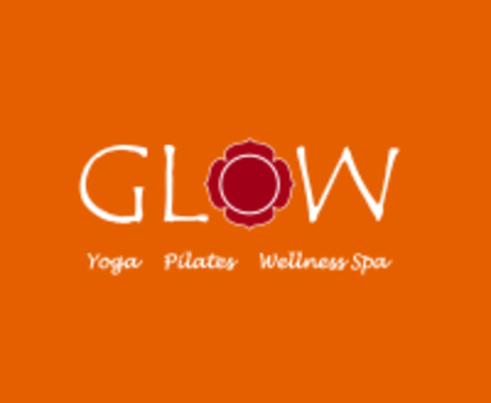 Glow Yoga & Wellness logo